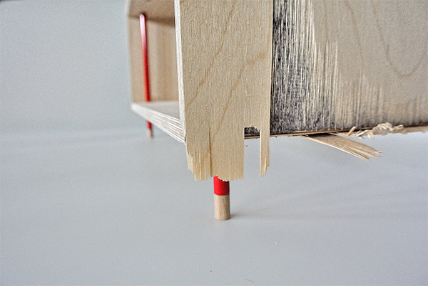 Table shelf