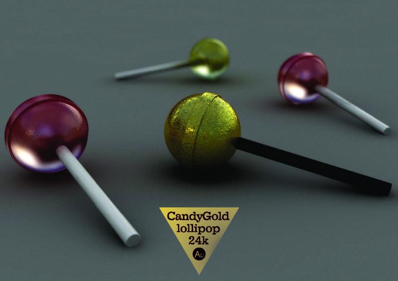 Gold & Carbon